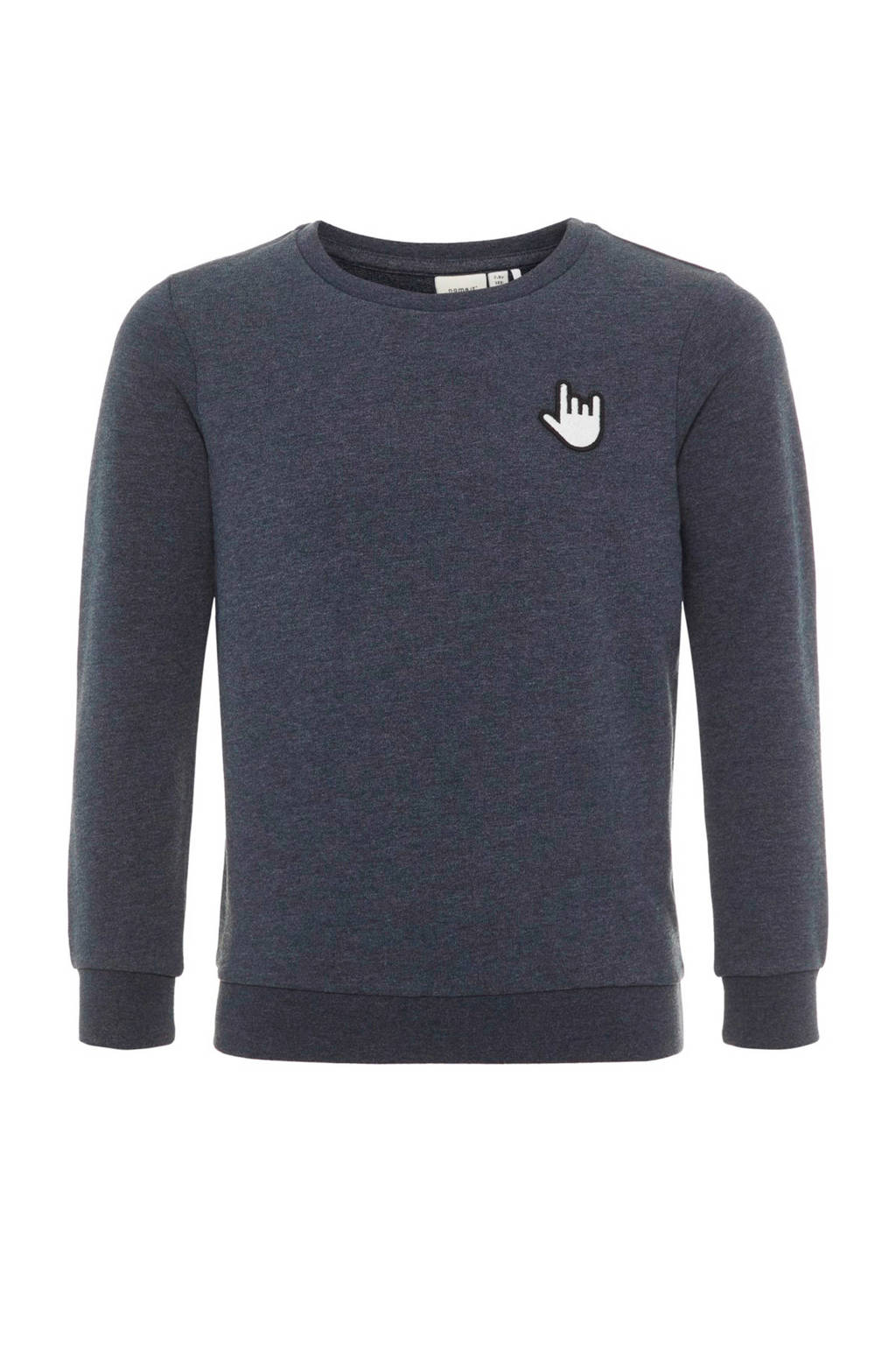 NAME IT sweater Berbel donkerblauw, Donkerblauw