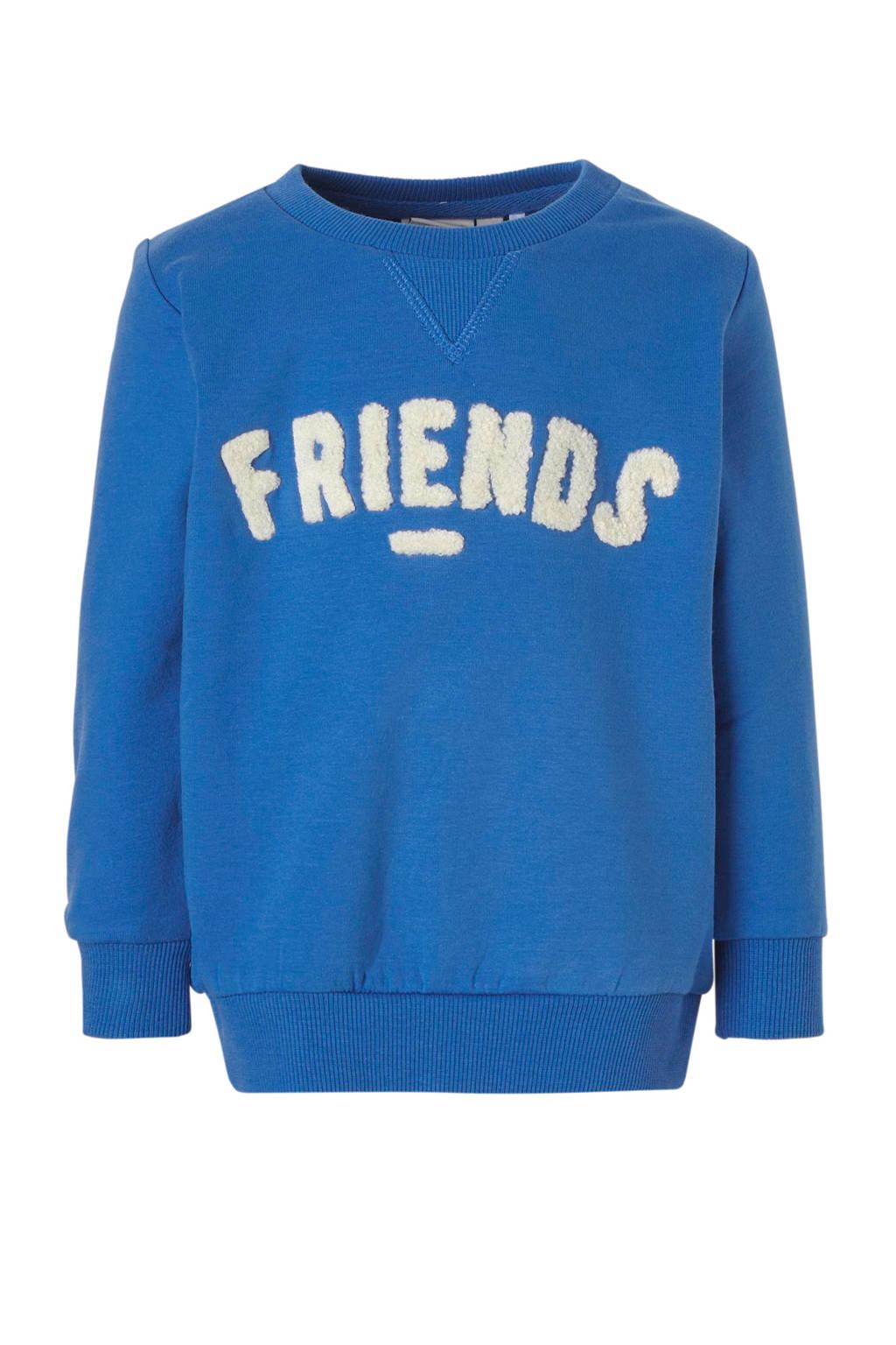 name it MINI sweater Taboy, Blauw