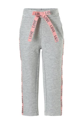 MINI joggingbroek met glitter