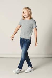 NAME IT slim fit jeans Silas, Dark blue denim