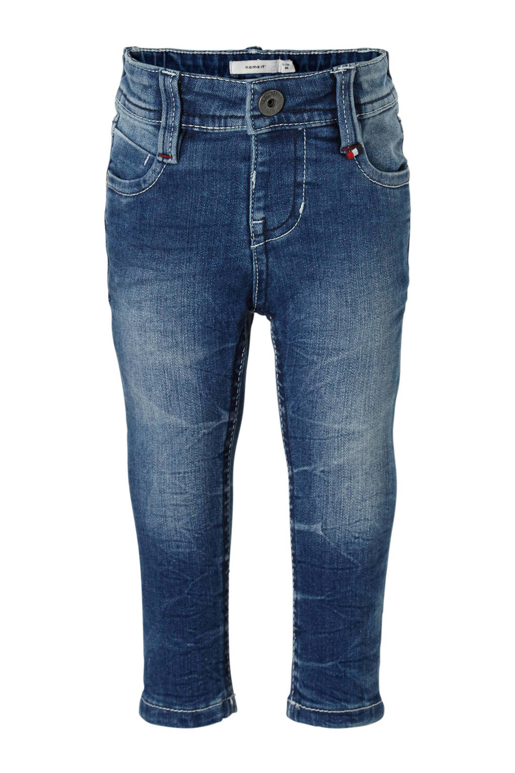 NAME IT MINI slim fit jeans Silas,  Medium Blue Denim