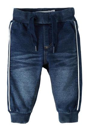 BABY loose fit jeans dark blue denim