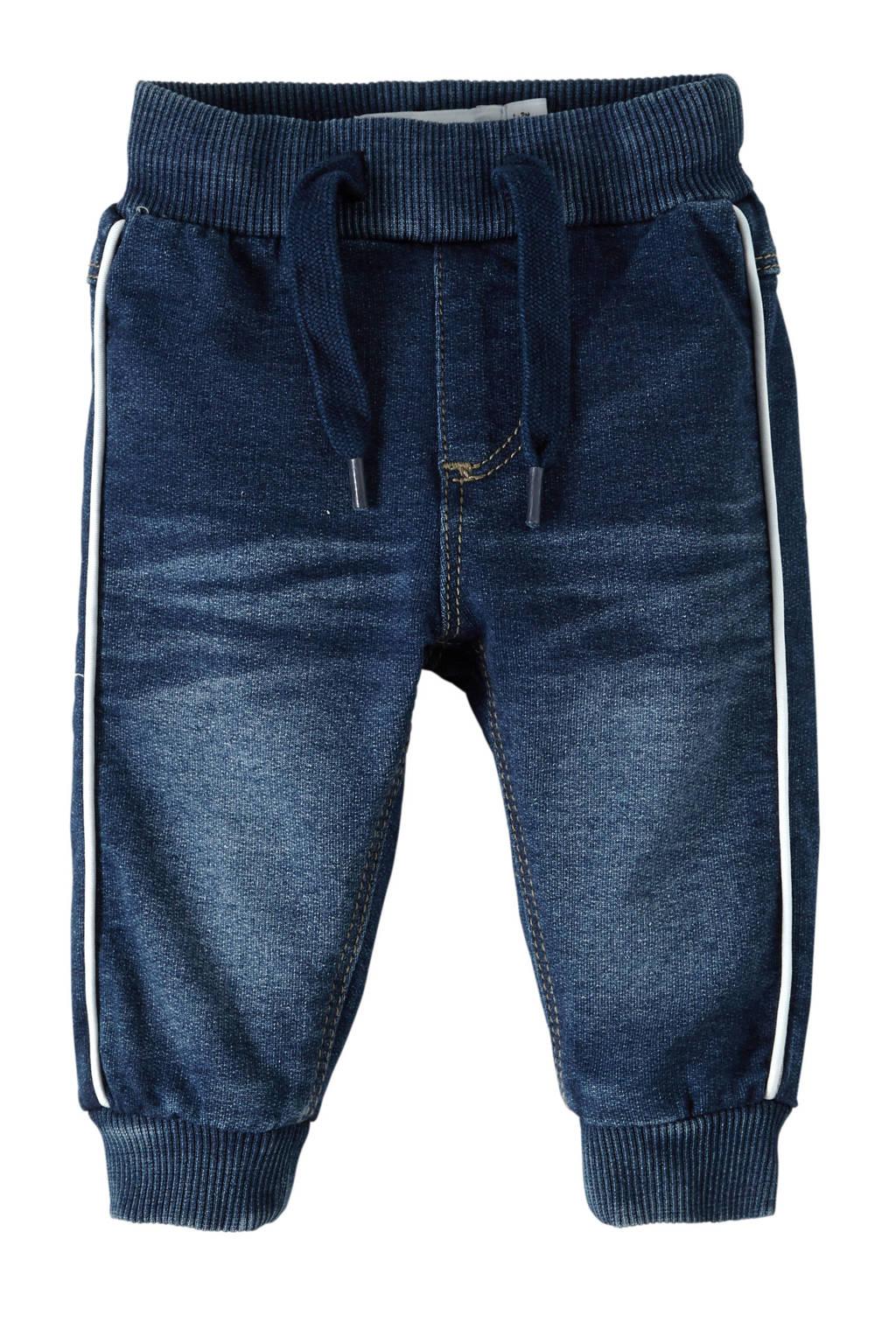 name it BABY loose fit jeans, Dark blue denim