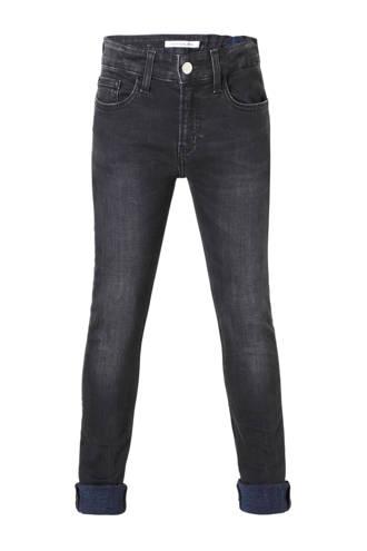 skinny fit jeans Jasper zwart