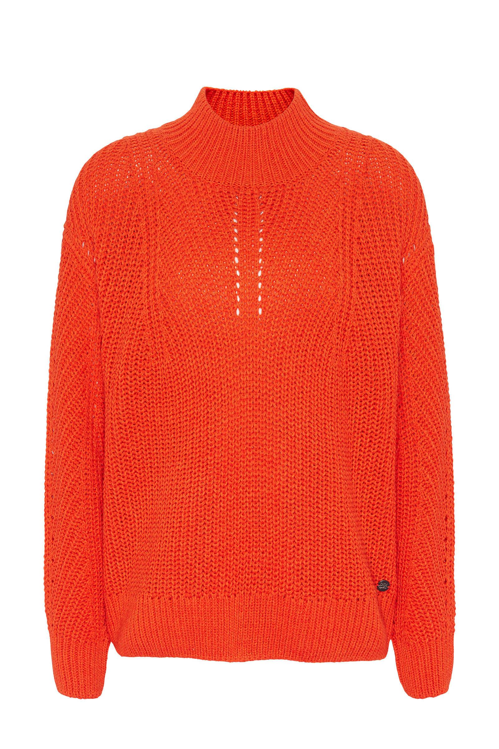 lowest price 64509 69938 didi-gebreide-trui-oranje-koraalrood.jpg
