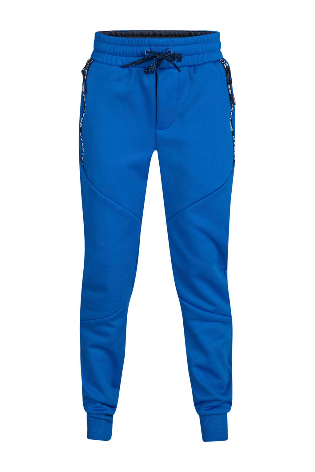 WE Fashion   joggingbroek blauw, Blauw