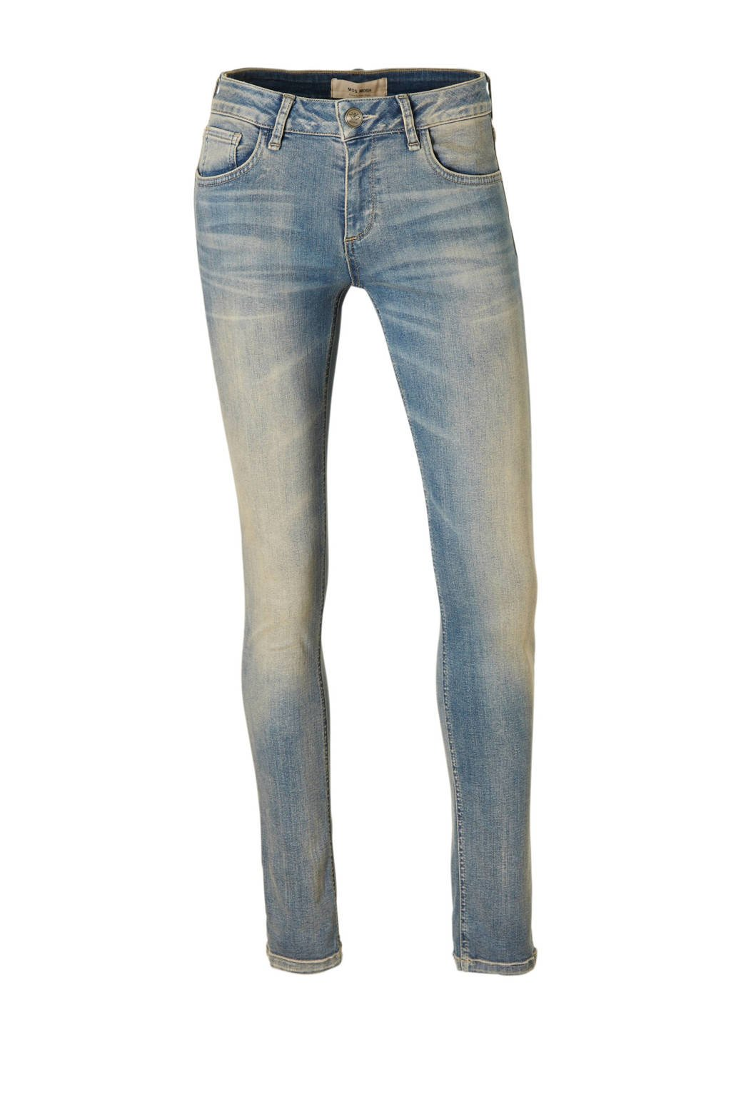 Mos Mosh Summer ids slim fit jeans, Katoen