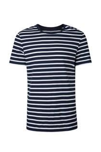 WE Fashion gestreept T-shirt marine