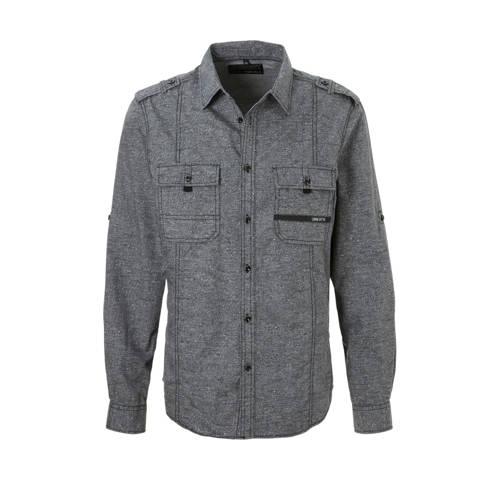 Angelo Litrico regular fit overhemd met pri