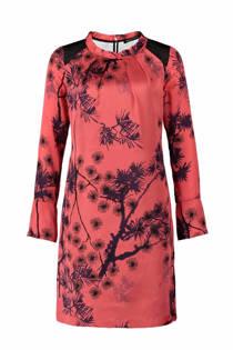 Expresso tuniekjurk met all over print roze