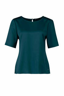 Expresso blouse Nmaddy groen (dames)