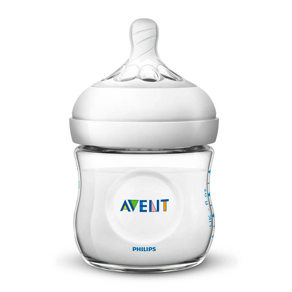 Philips AVENT SCF030/17 Voedingsfles Natural 125 ml
