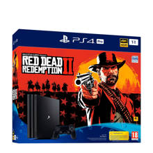 Sony PlayStation 4 Pro 1 TB + Red Dead Redemption 2