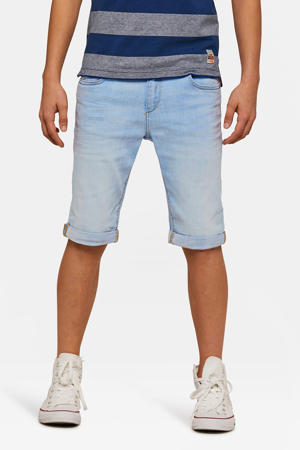 slim fit jeans bermuda light jog denim