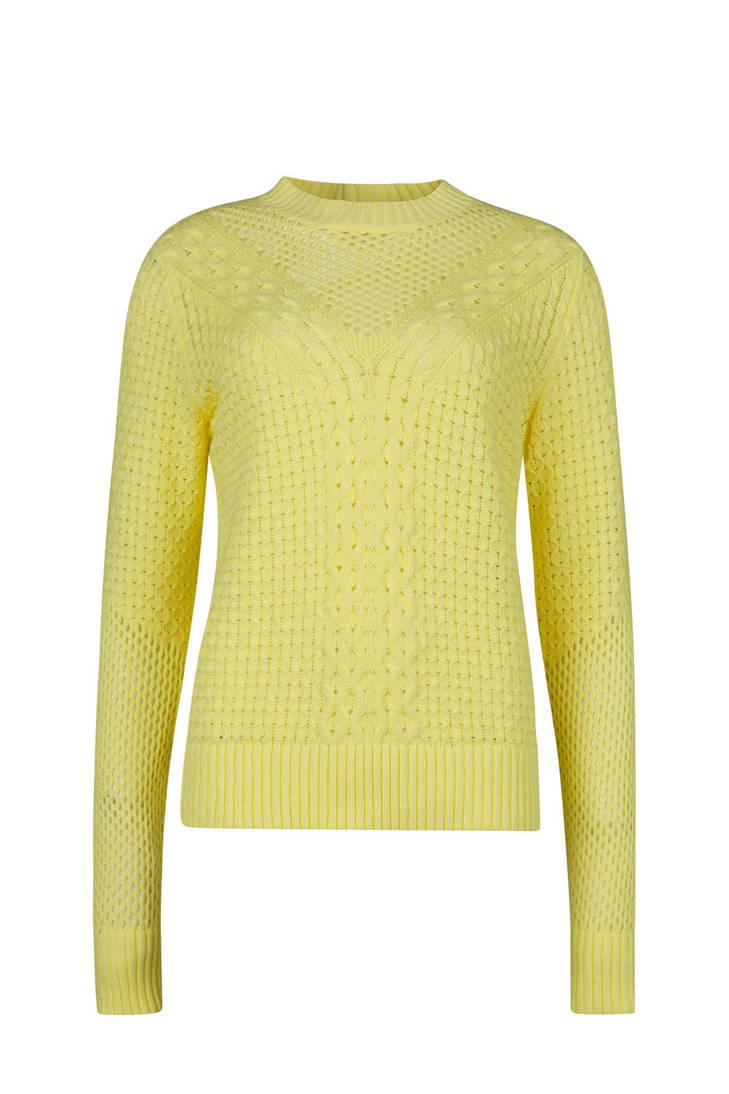 geel geel geel WE Fashion WE trui WE trui Fashion WE Fashion trui xnOqaP