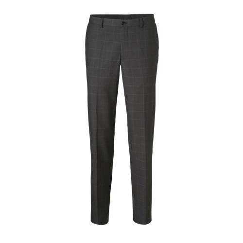 C&A Angelo Litrico slim fit pantalon antraciet