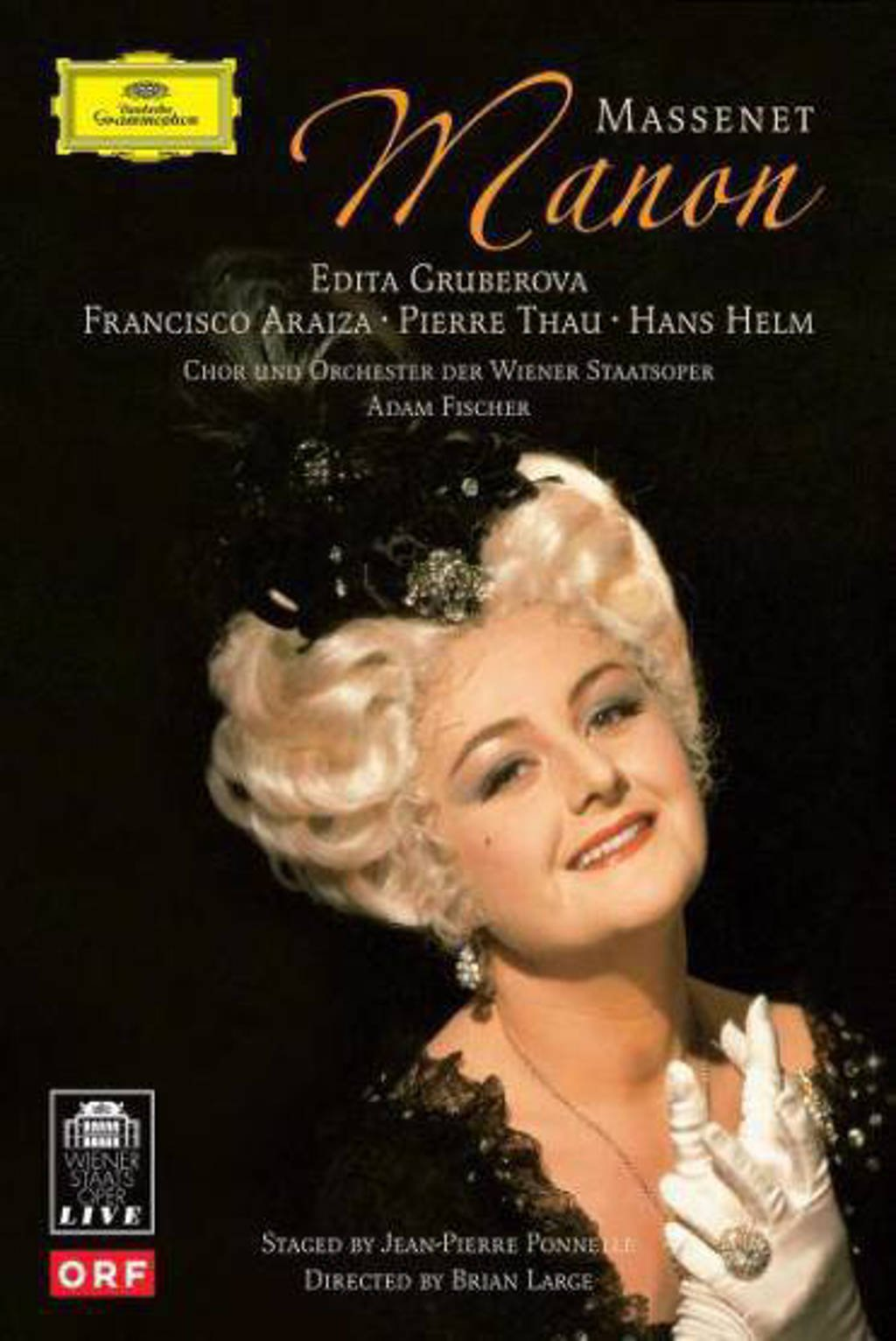Massenet - Manon (DVD)