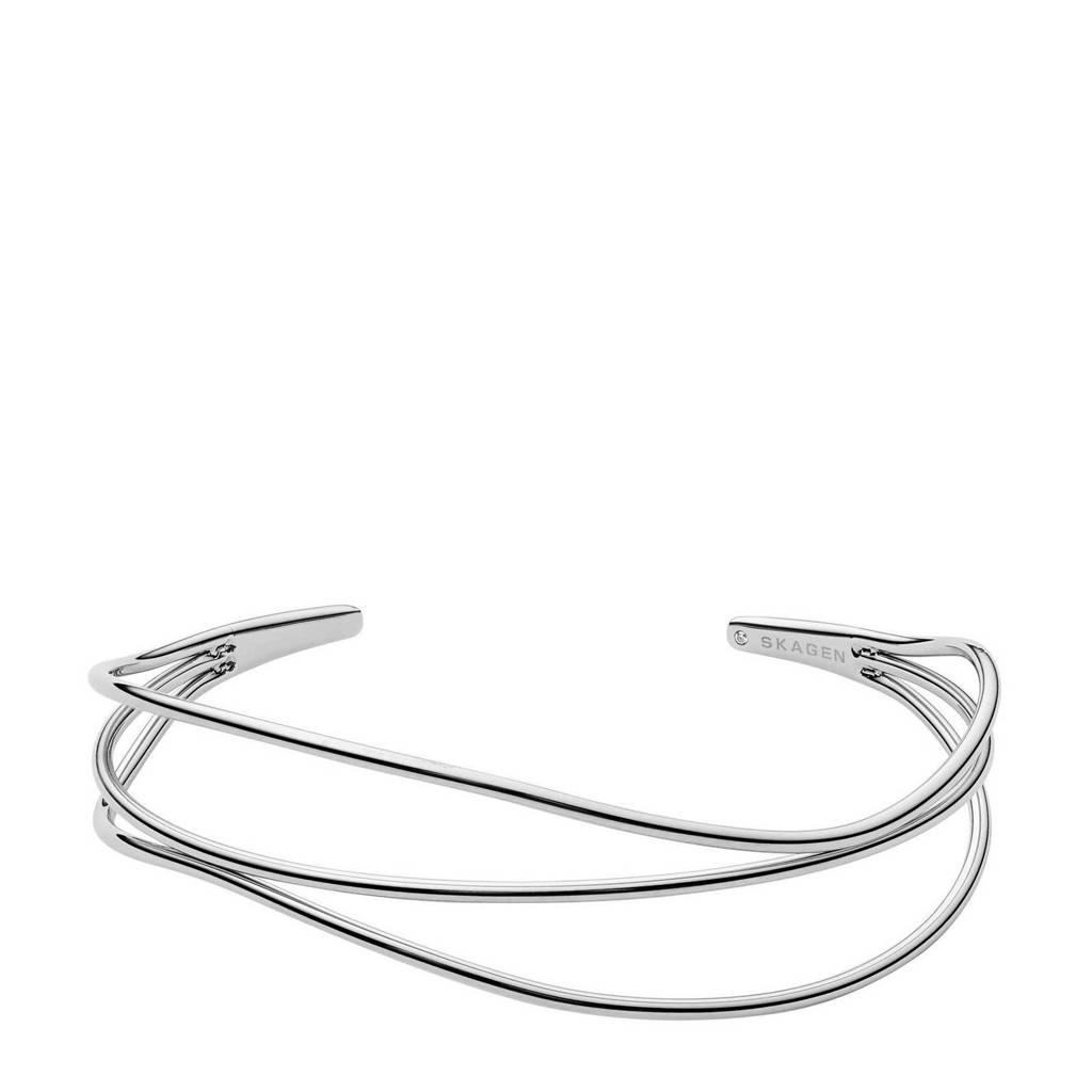 Skagen armband Kariana SKJ1124040, Zilver