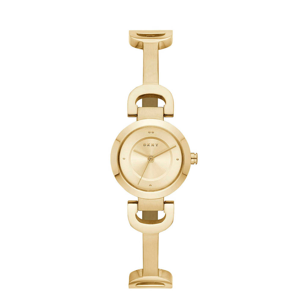 DKNY City Link Dames Horloge NY2750, Goud
