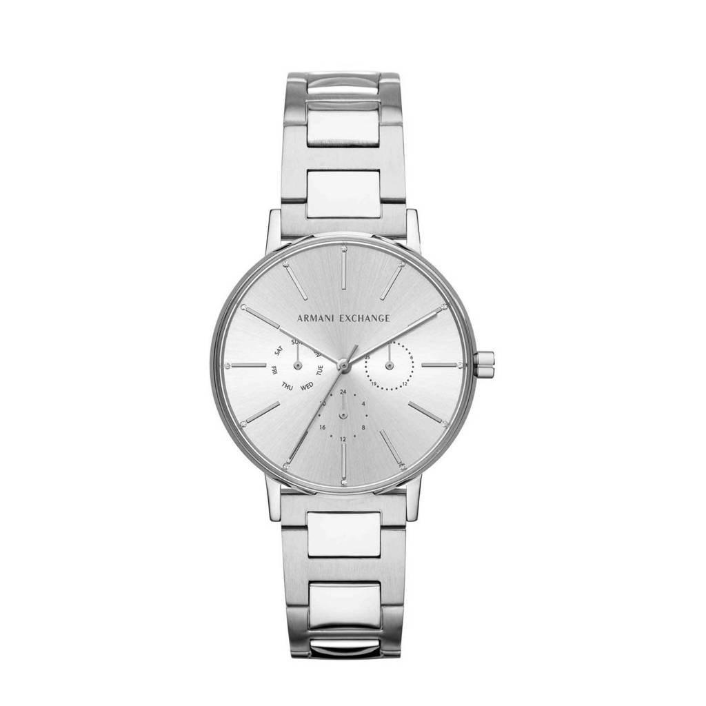 Armani Exchange Lola Dames Horloge AX5551, Zilver