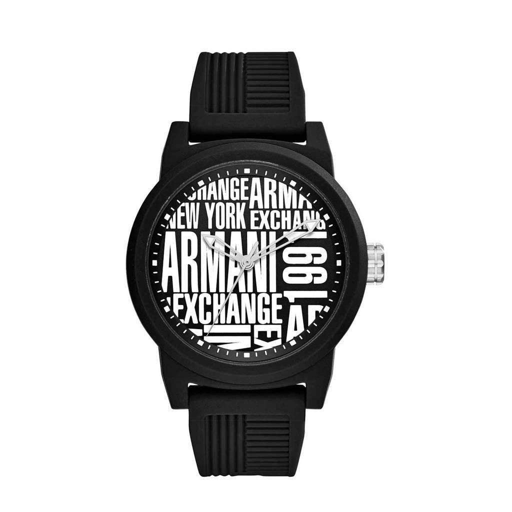 Armani Exchange horloge Artic AX1443, Zwart