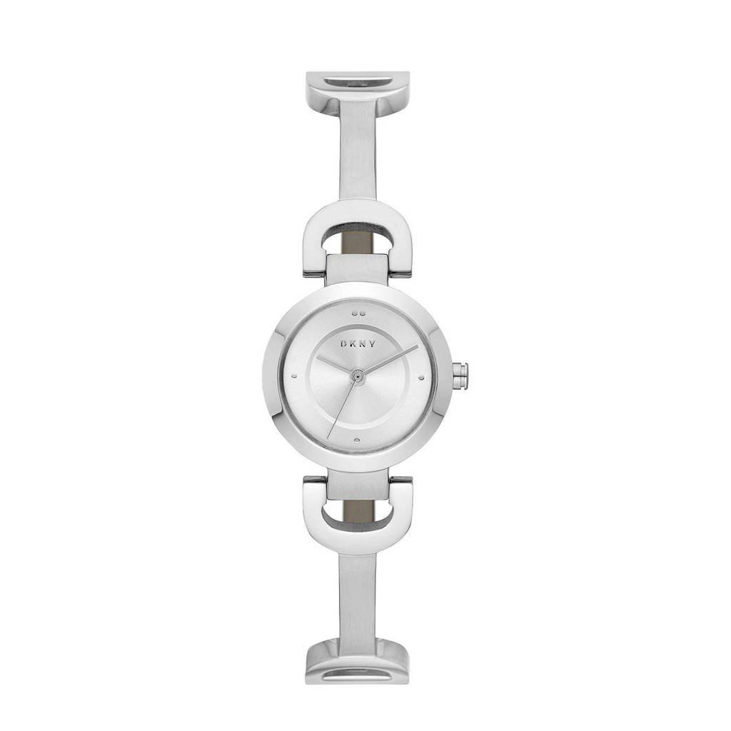 DKNY City Link Dames Horloge NY2748, Zilver