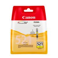 Canon CLI521Y inktcartridge (geel), Wit
