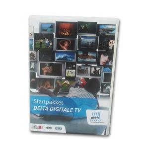 STARTERKIT smartcard voor Delta netwerk (Zeeland)