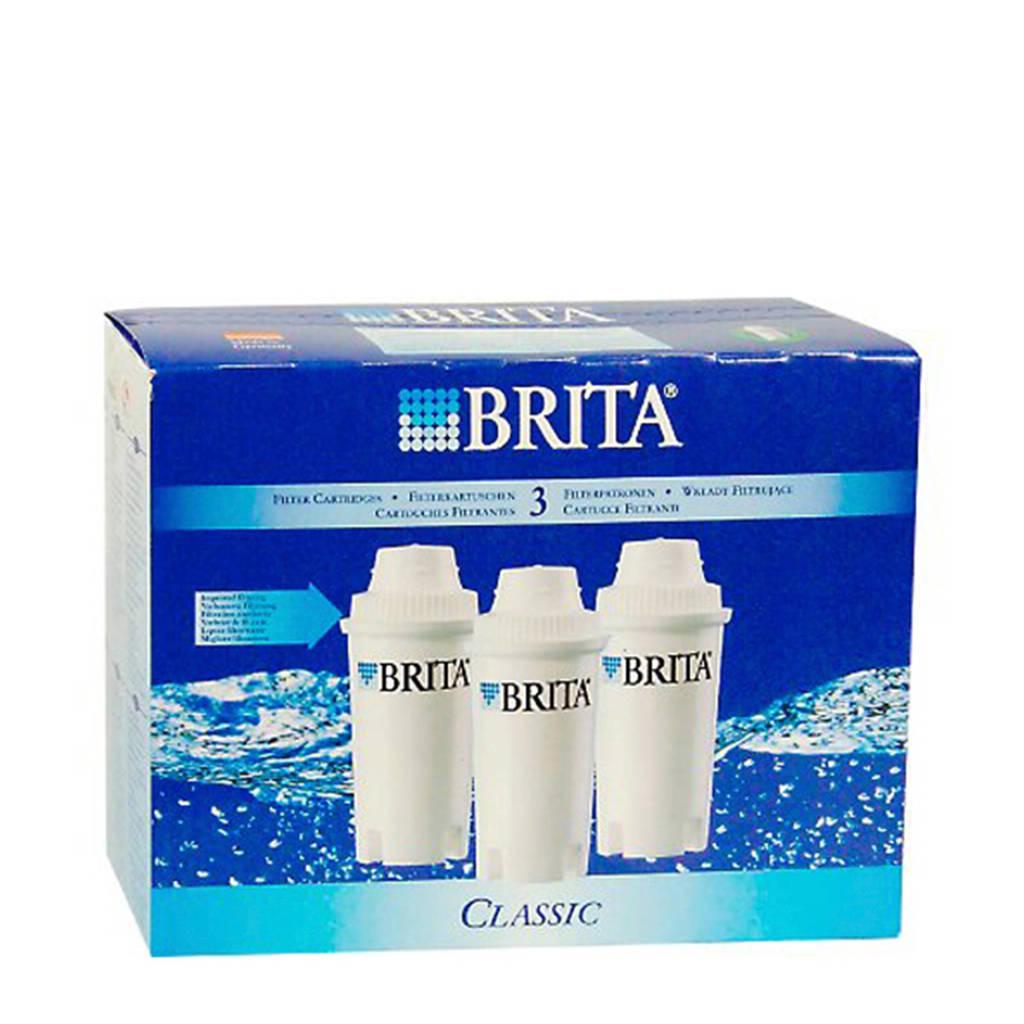 Brita CLASSIC filterpatronen Classic - 3 stuks