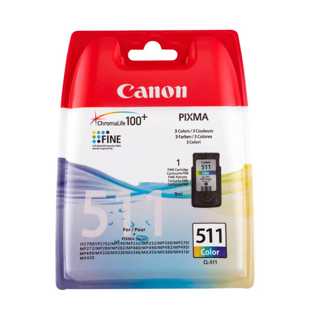 Canon CL511 inktcardridge, Zwart