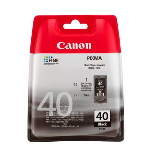 Canon PG40 inktcartridge (zwart) kopen