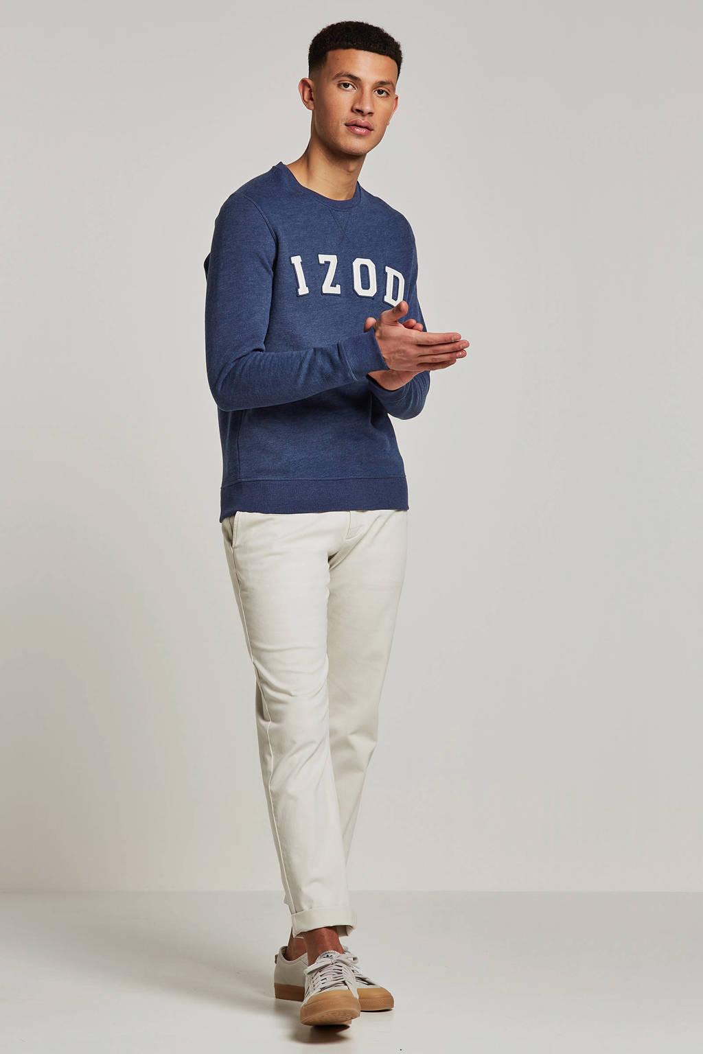 IZOD sweater, Donkerblauw