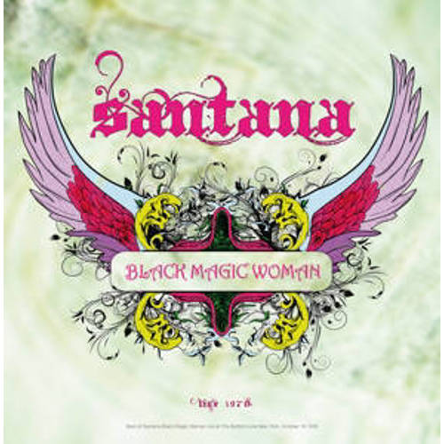 Santana - Best Of Black Magic Woman Live 1978 (CD) kopen