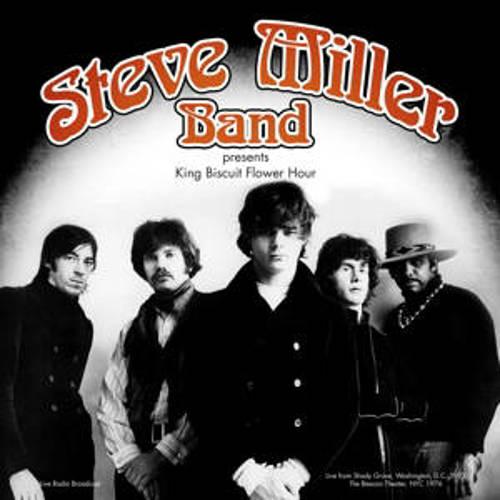 Steve Miller Band - Presents King Biscuit Flower Hour (CD) kopen