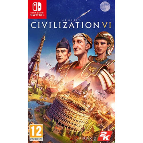 Civilization VI (Nintendo Switch) kopen