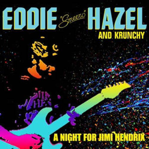 Eddie Hazel - A Night For Jimmy Hendrix -Cd (CD) kopen