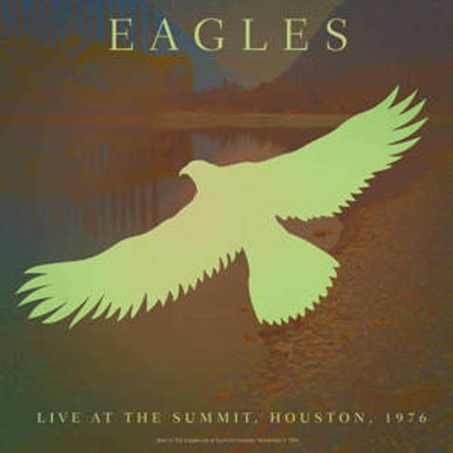 The Eagles - Best Of Live At The Summit Houston (CD) kopen
