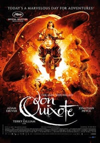 Man who killed Don Quixote (Blu-ray)
