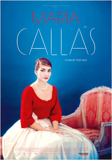 Maria by Callas  (Blu-ray)