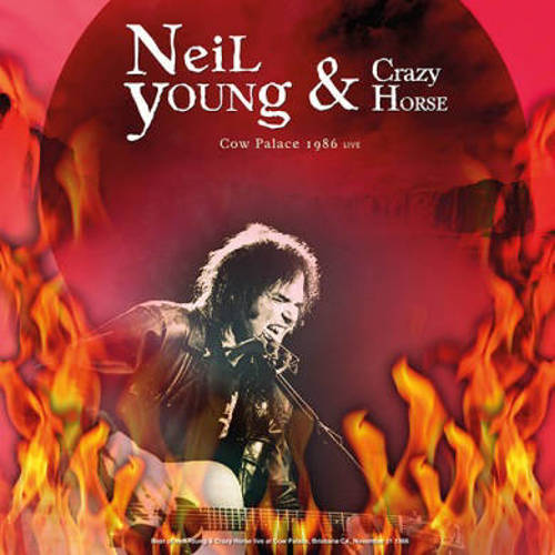 Neil Young & Crazy Horse - Best Of Cow Palace 1986 Live (CD) kopen