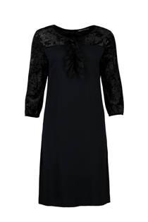 Expresso jurk Nanette zwart