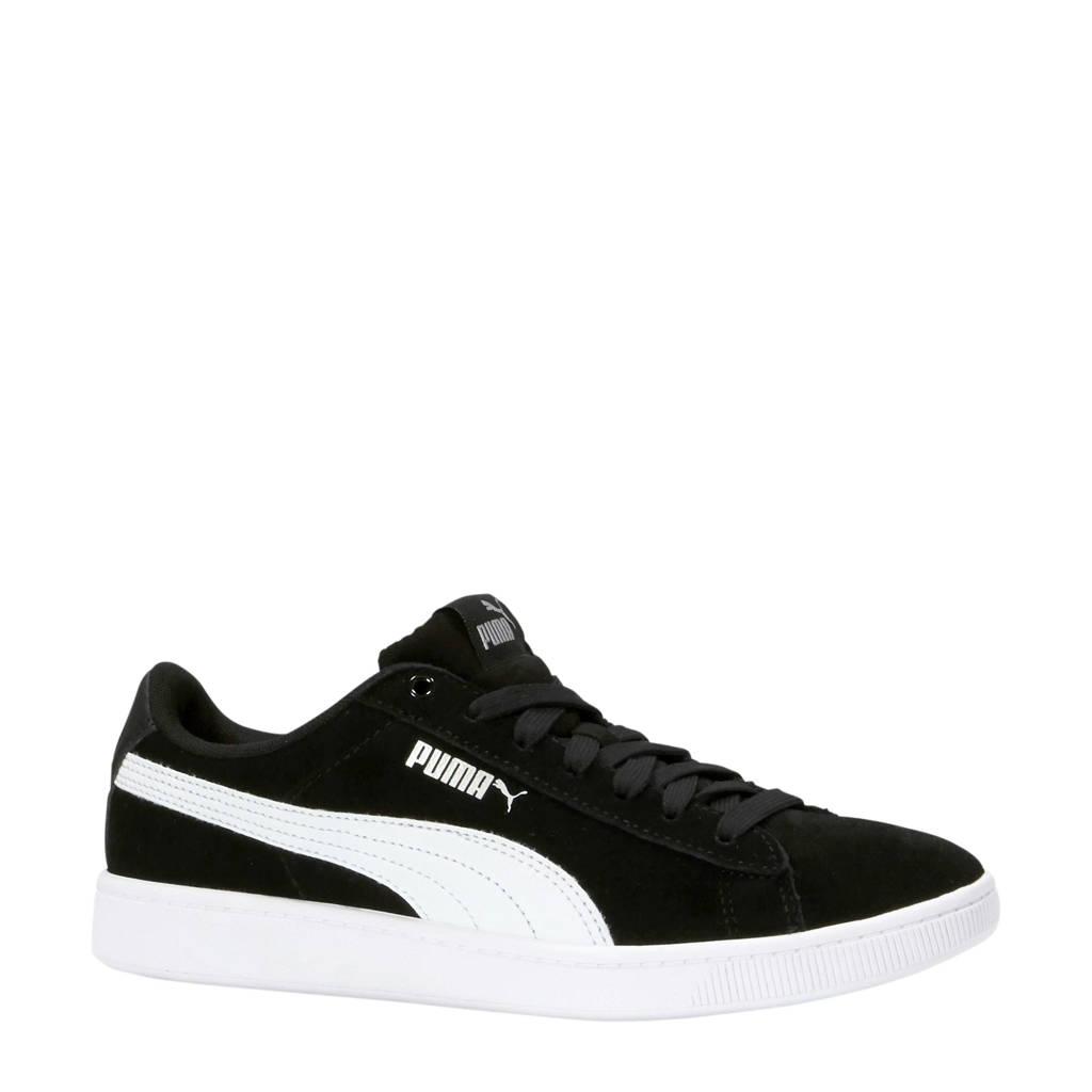 Puma   Vikky V2 sneakers zwart, Zwart/wit