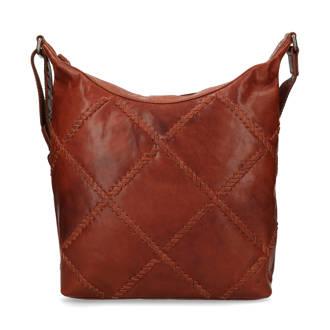 8ec6e0c700917c Manfield Dames leren tassen bij wehkamp - Gratis bezorging vanaf 20.-