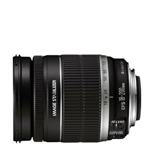 EF-S 18-200mm f/3.5-5.6 IS zoomlens