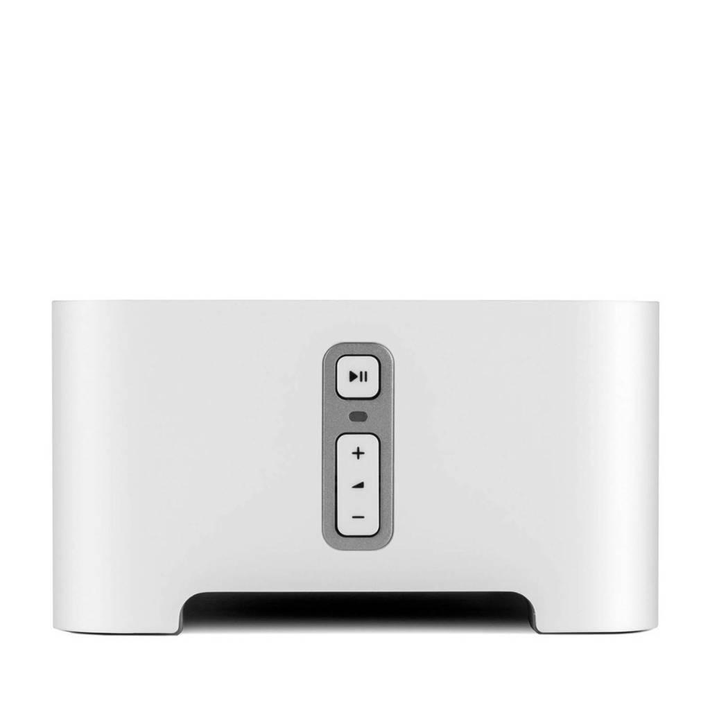Sonos Connect draadloos muzieksysteem wit, Wit