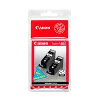 Canon 525TWINPAC twinpack inktcartridge (zwart), Zwart
