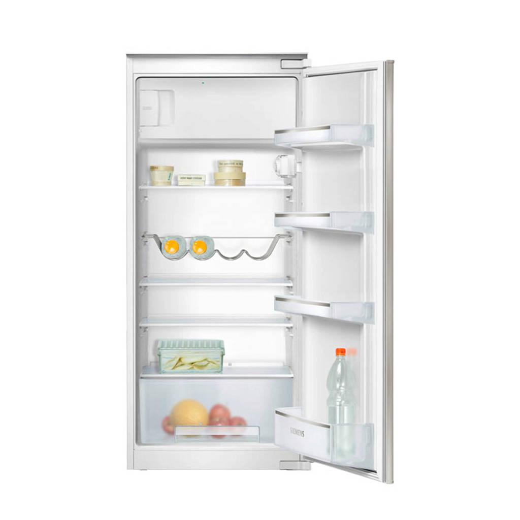 Siemens KI24LV21FF inbouw koelkast 122,5 cm, Wit