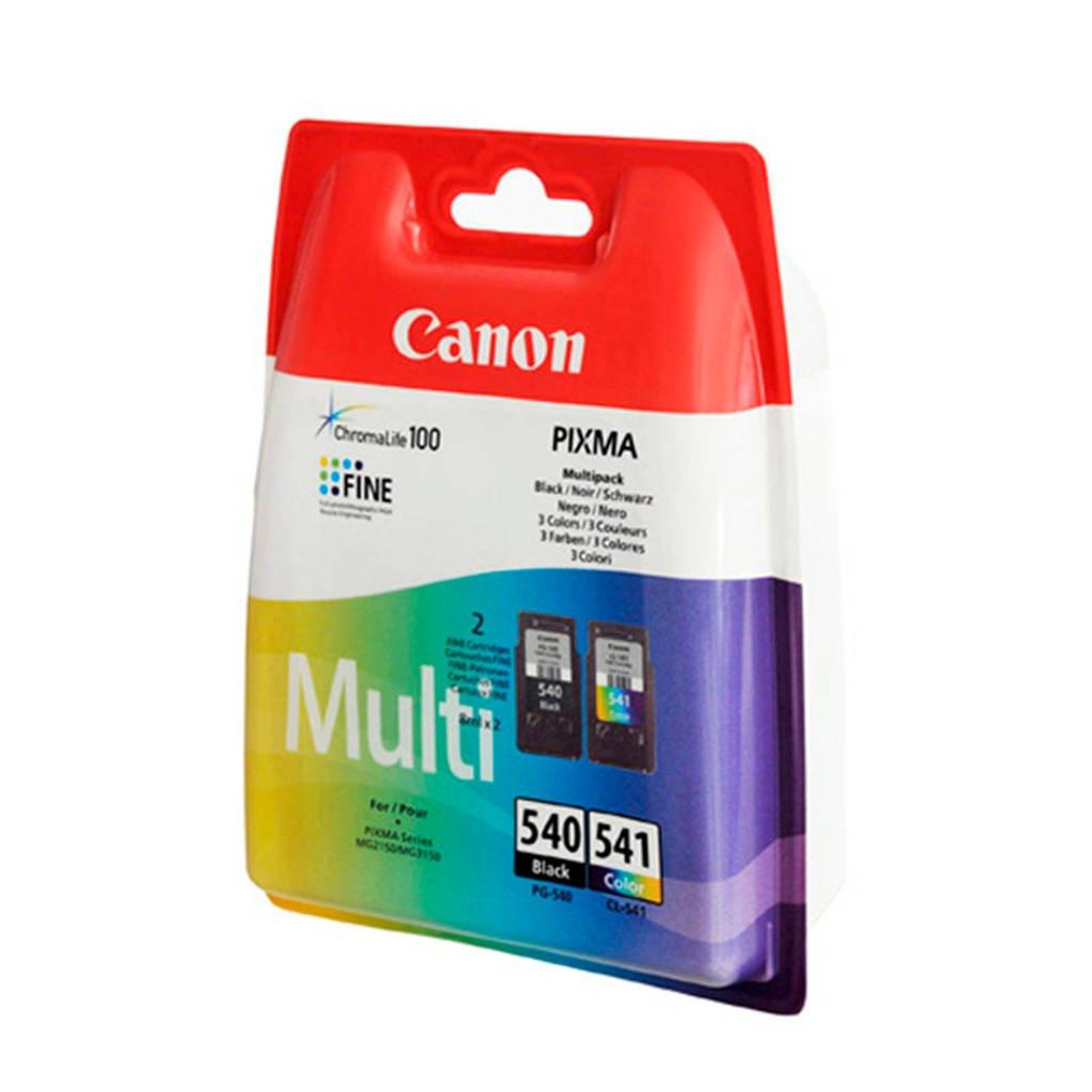 Canon PG-540/CL-541 inktcartridge multipack, Multi