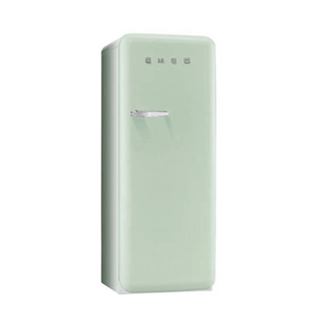 Smeg FAB28RV1 koelkast, Groen