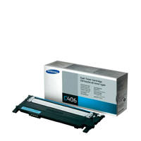 Samsung CLTC406S tonercartridge cyaan, Blauw